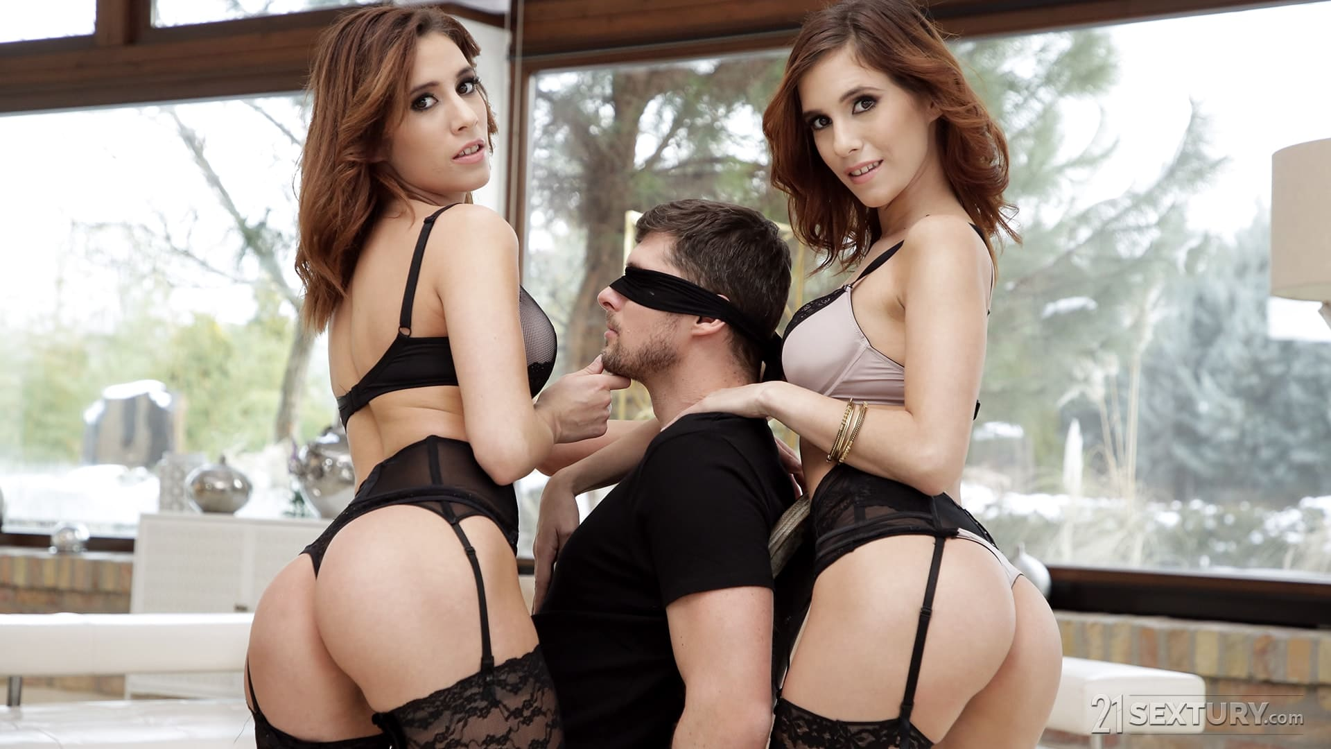 21Sextury Threesome Porn Movie