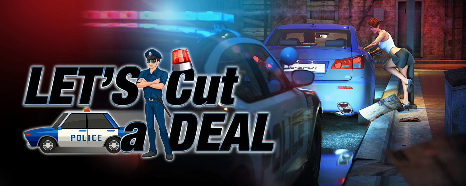 Lets Cut the Deal Porn Game