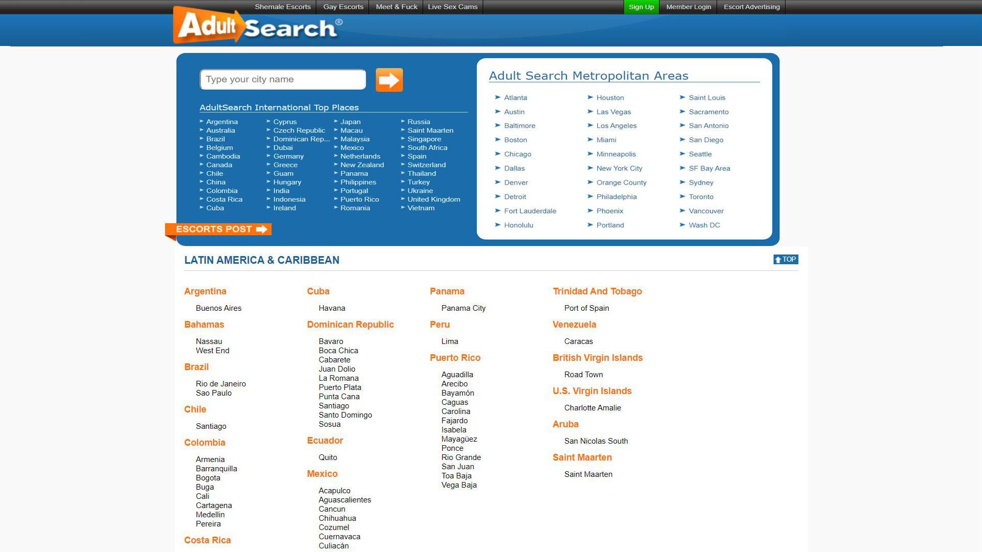 AdultSearch Costa Mesa California