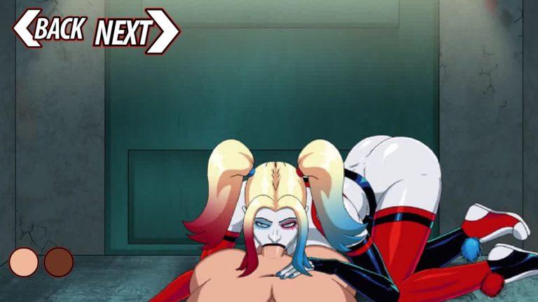 Adult-Sex-Games Arkham Assylum