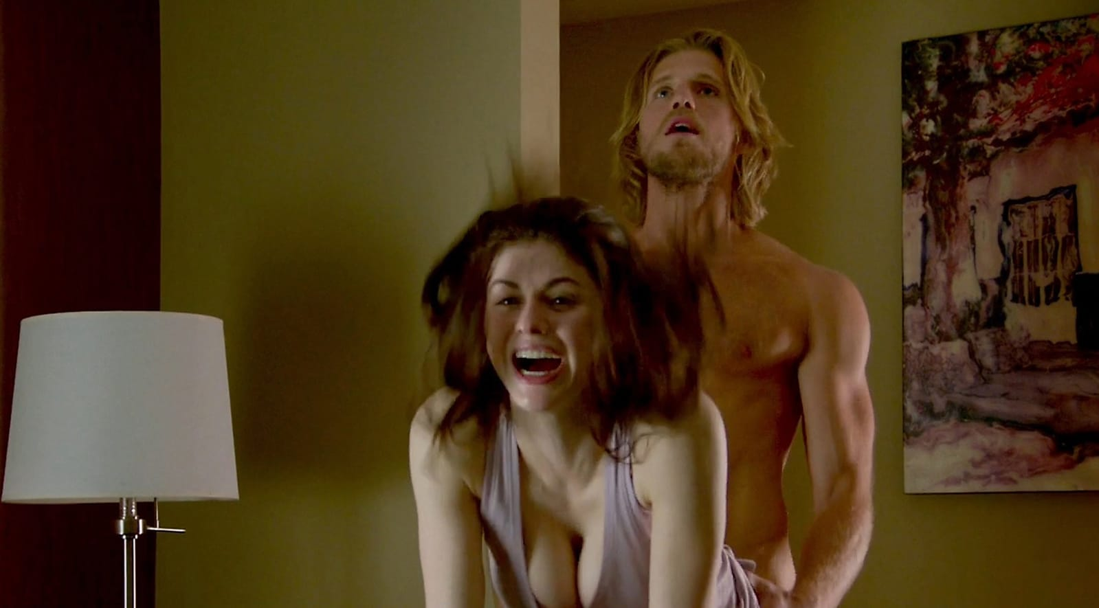 Alexandra Daddario Sex Porn get top alexandria daddario nudes - sex pics and naked videos