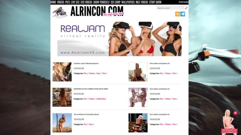 Alrincon Categories