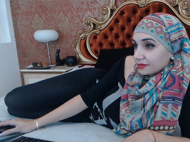 ArabianMalikah Streamate Screenshot