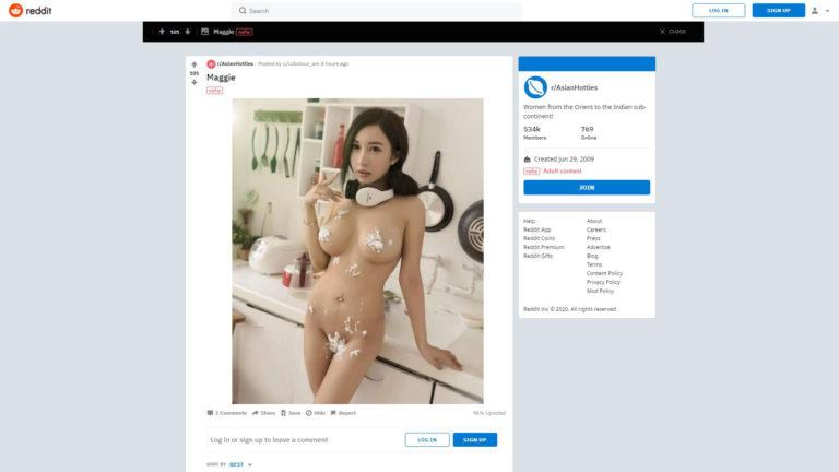 Korean model Park Mubi NUDE PornoPics.co