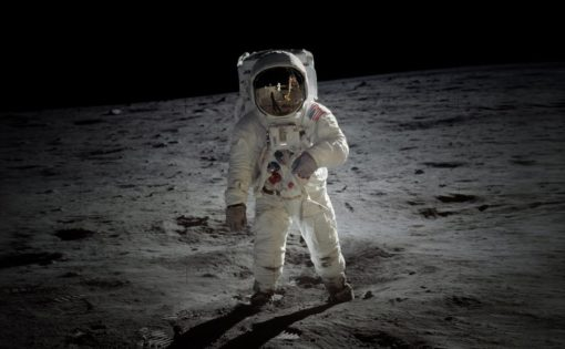 That Time NASA Sent Nude Women to the Moon
