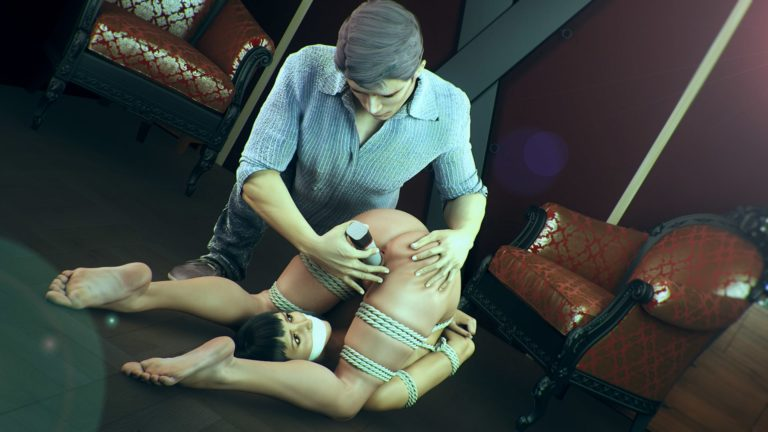Fetish Ass Game Play