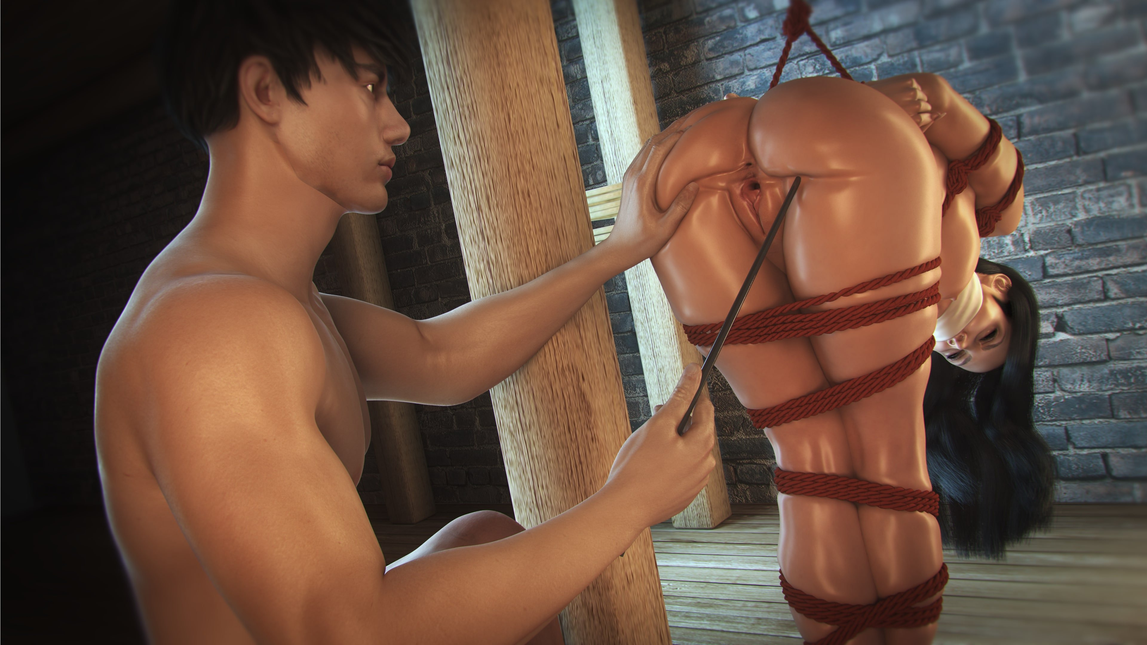 Bondage Game Play