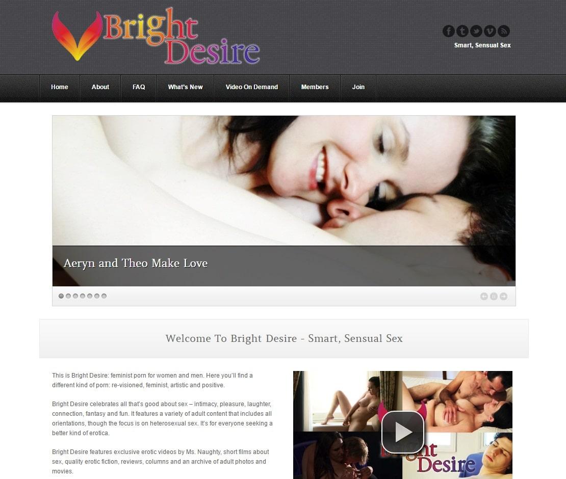 Porn 4 Ladies  - Bright Desire