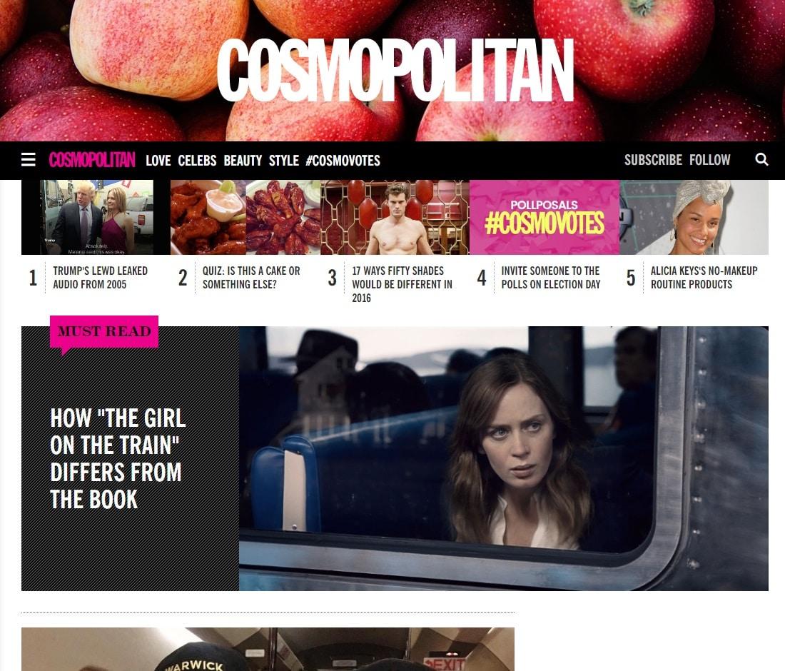 Porn Magazines - Cosmopolitan