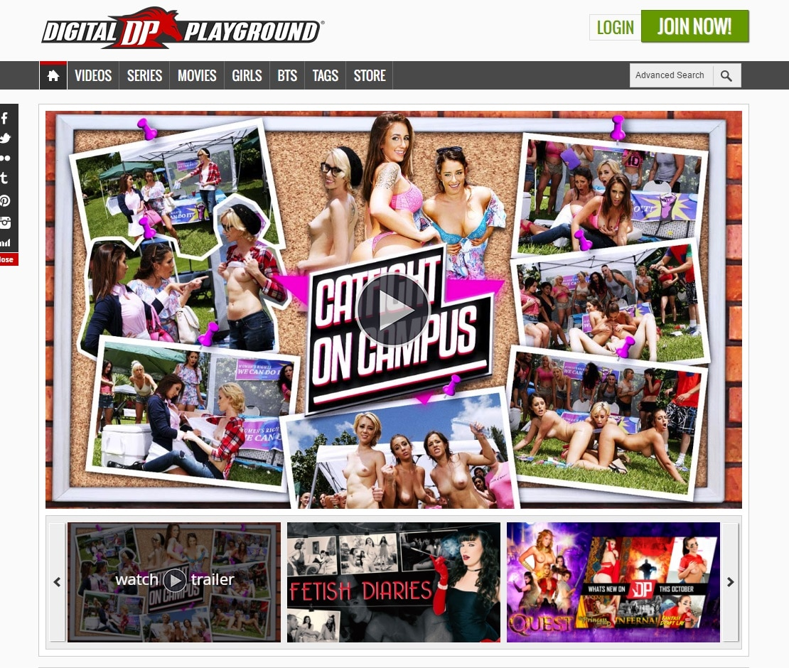 Premium Porn Sites - Digital Playground