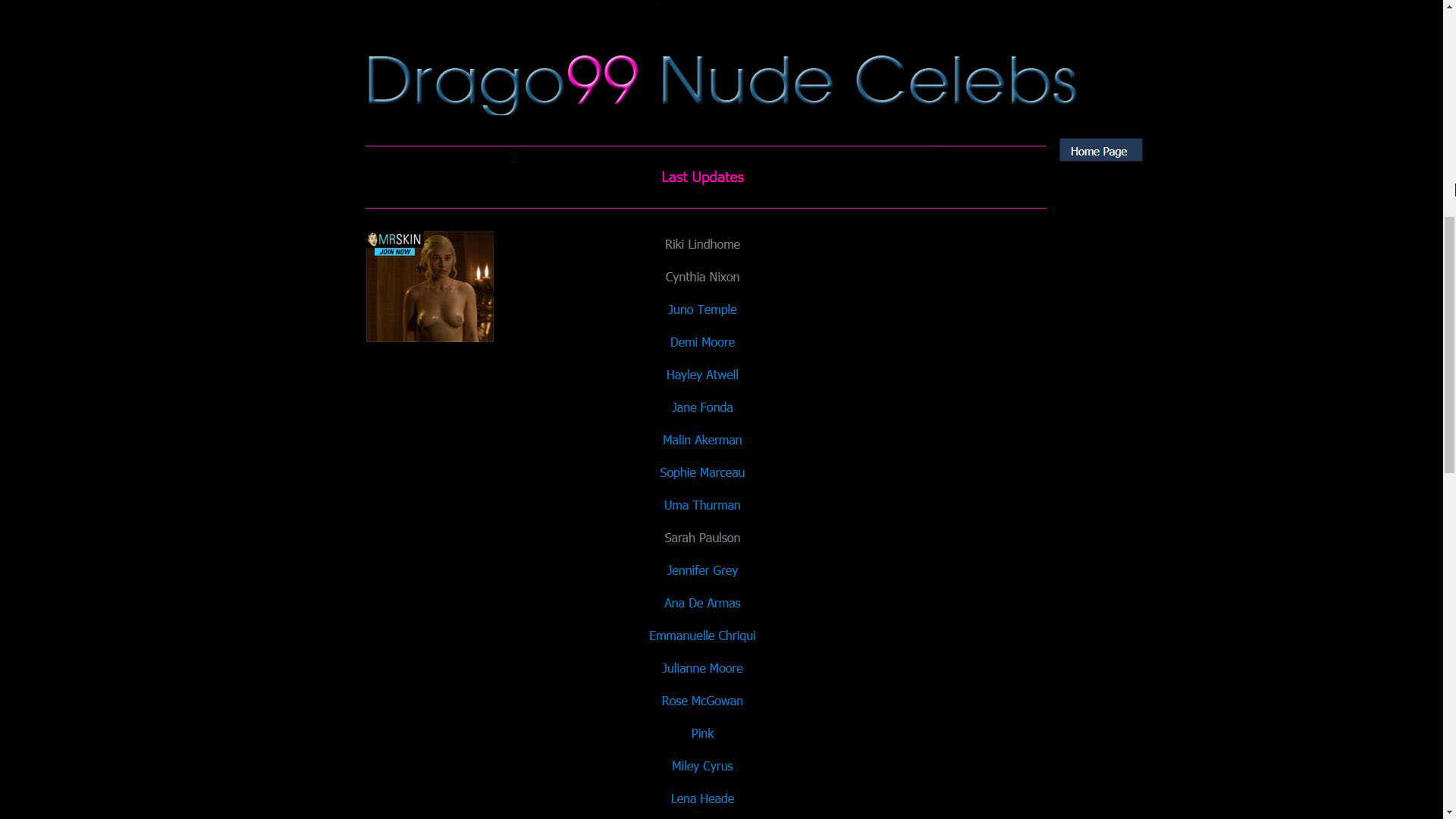 Drago 99 Last Updates