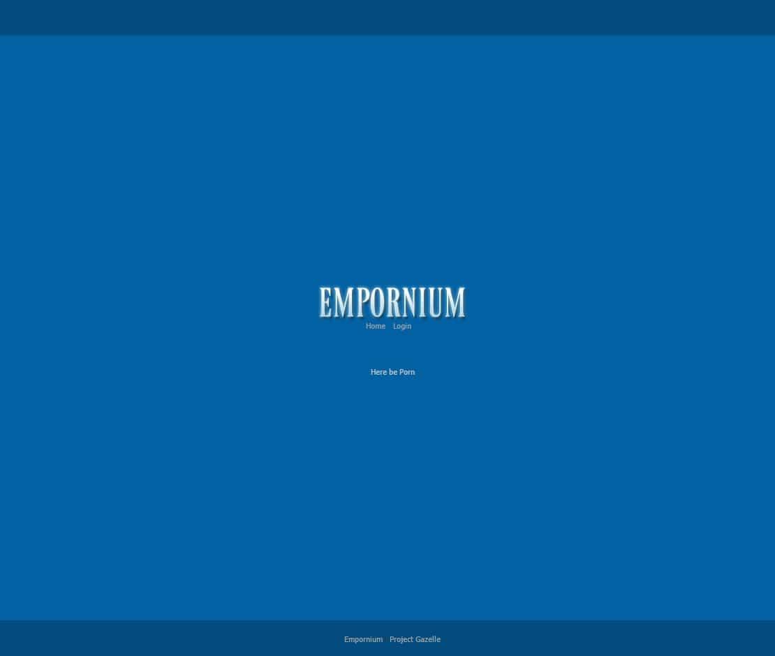 XXX Porn Torrents - Empornium