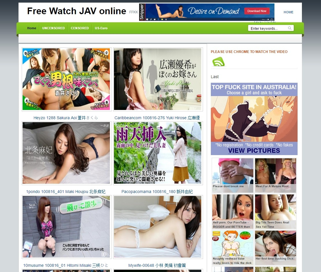 Free Asian Porn  - FFKK