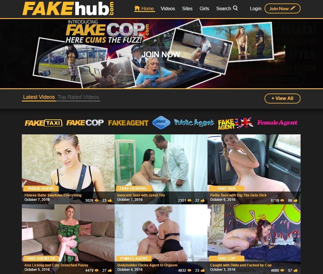 Premium Fake Porn  - Fake Hub