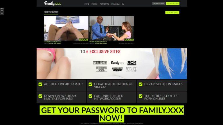 Family.xxx BBC