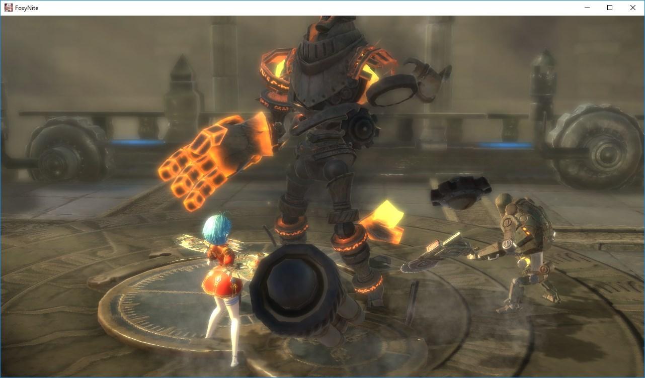 FoxyNite Boss Kill