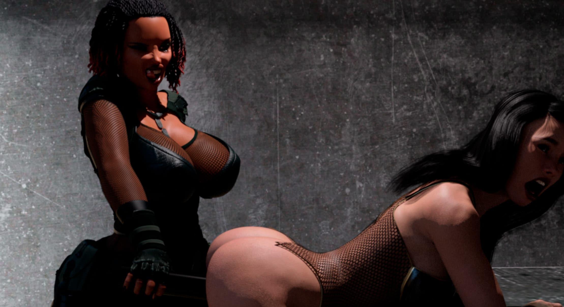 GamCore BDSM Action