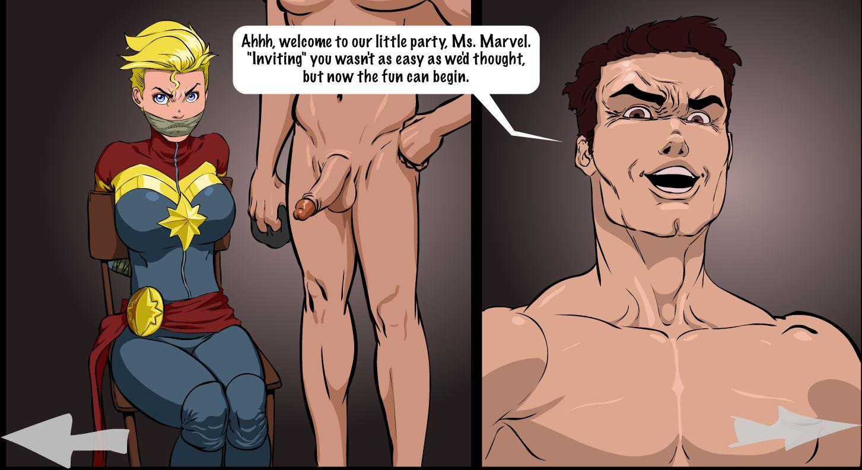 Gamesofdesire Ms. Marvel Broadcasted