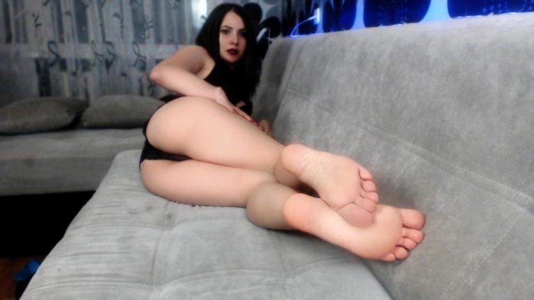 GoddessLesley Feet