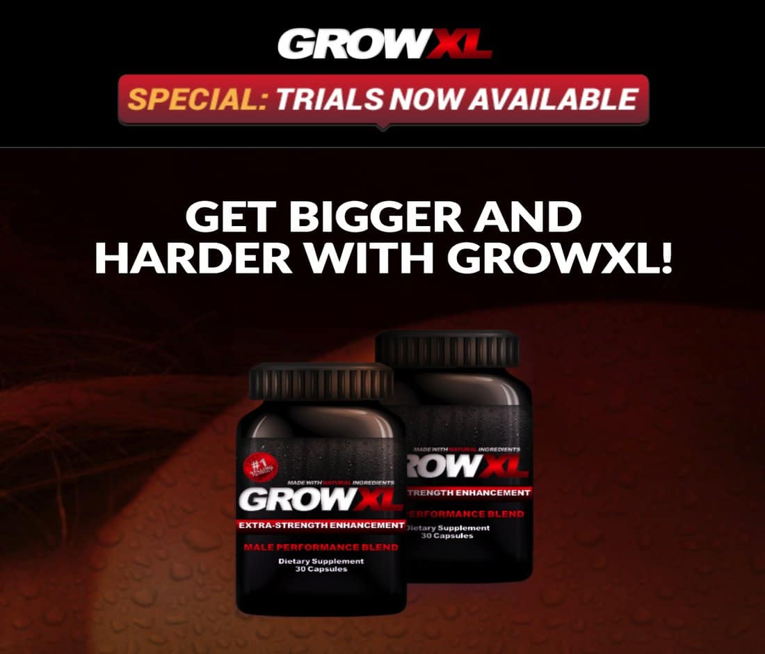 Male Enhancement Pills  - Grow XL
