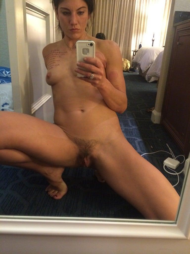 Hope Solo Vagina Pics