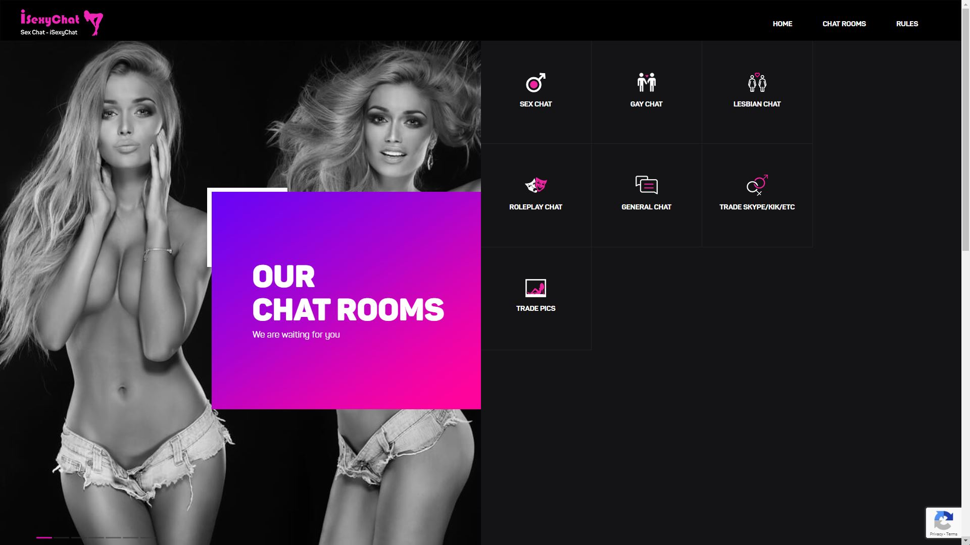 ISexy Chat Home