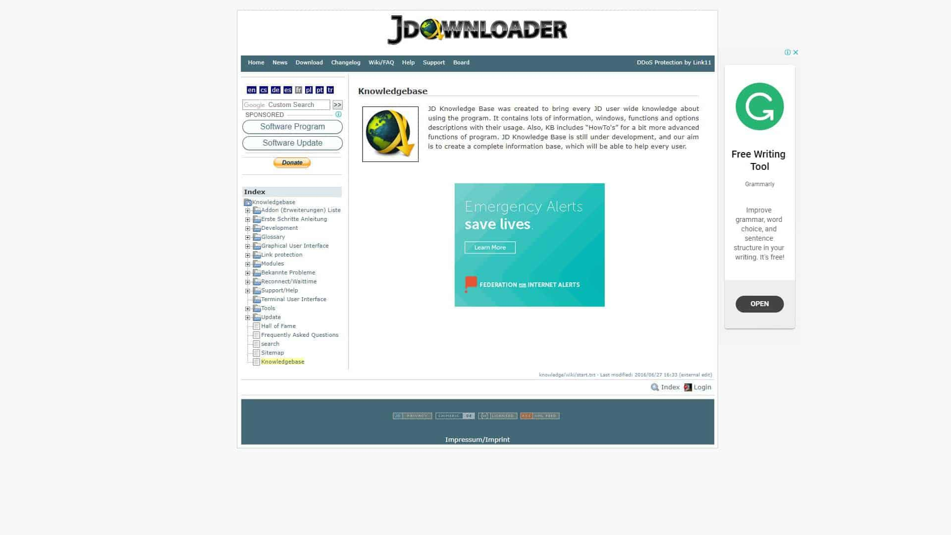 J Downloader WikiFAQ
