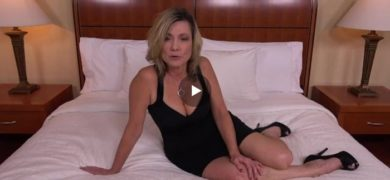 MILFs first time fucking on the video