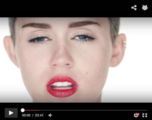 Miley Cyrus XXX Porn Parody