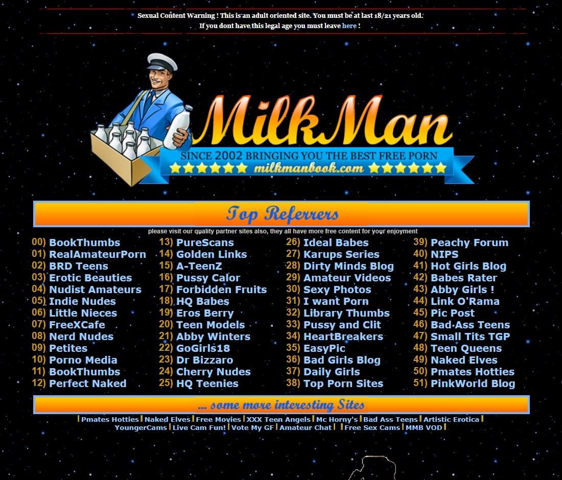 MilkManBook