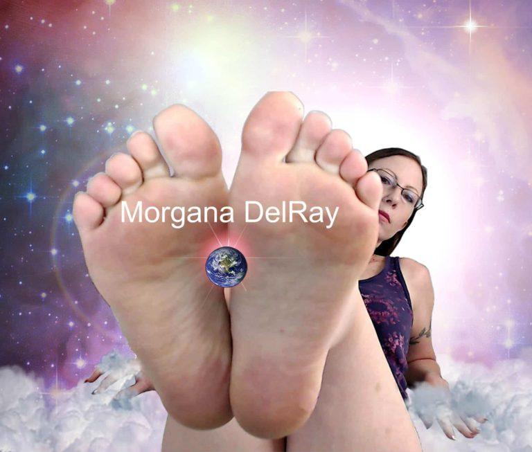 MorganaDelRay Feet Fetish