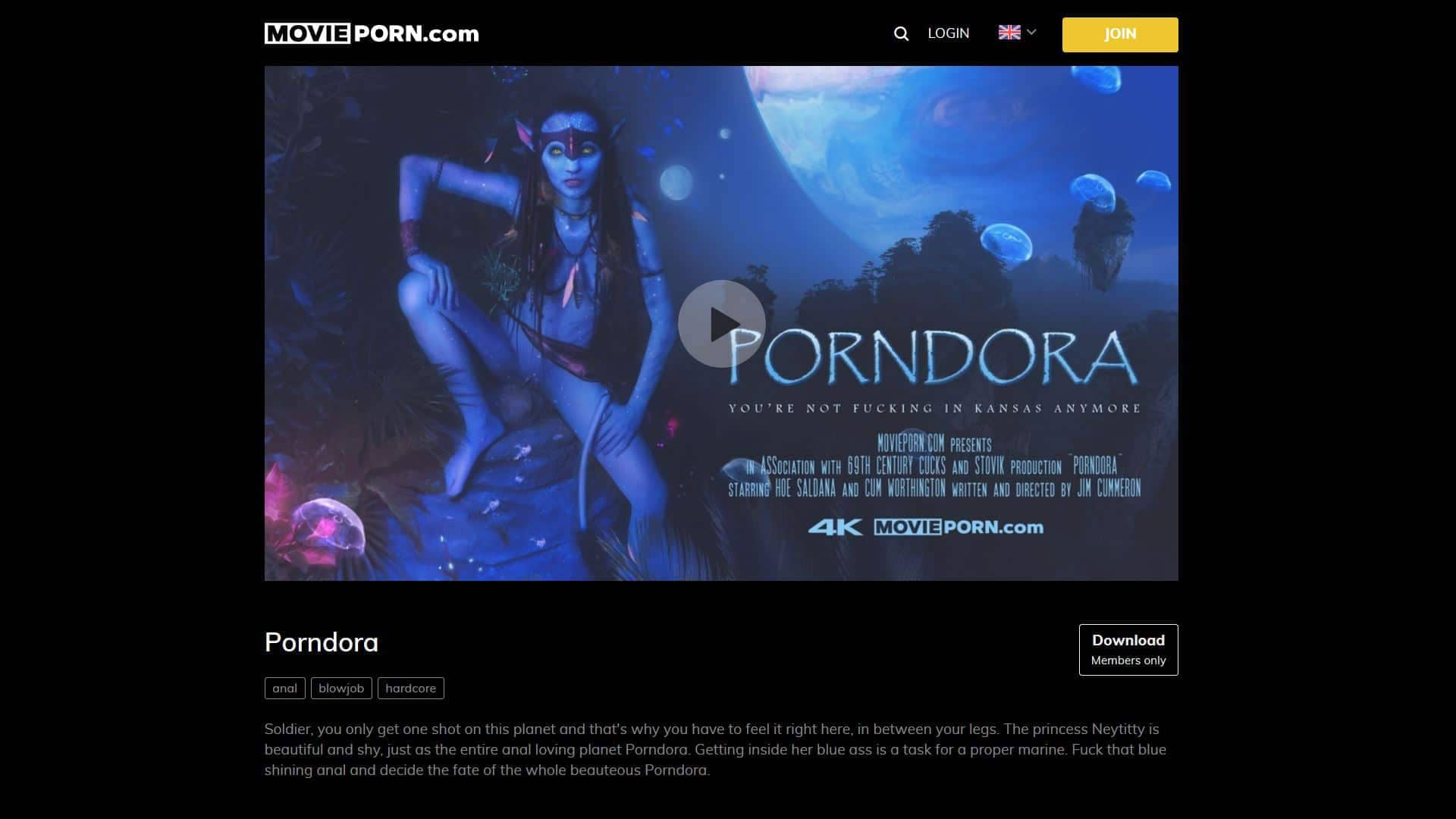 MoviePorn Porndora