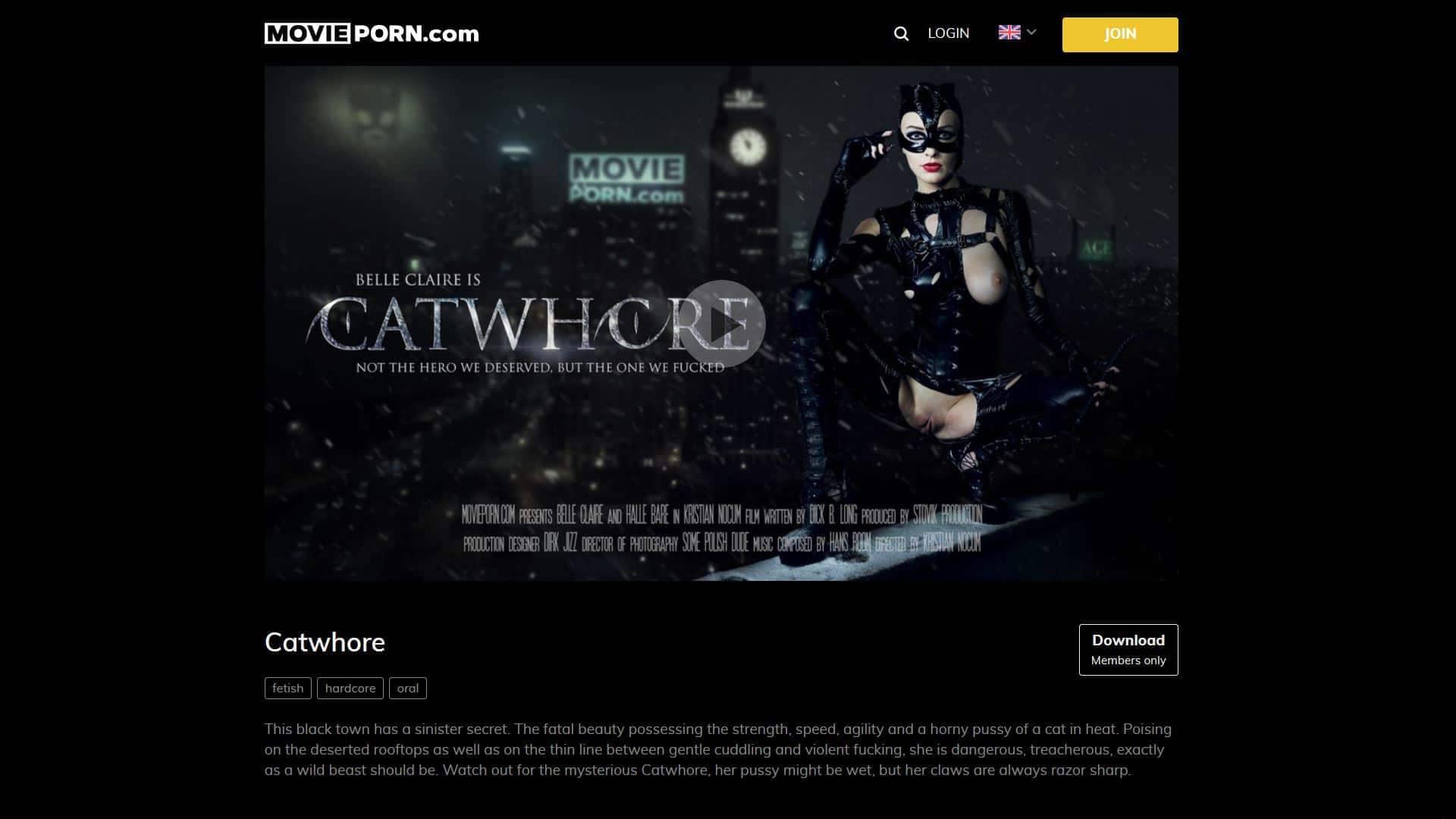 MoviePorn CatWhore