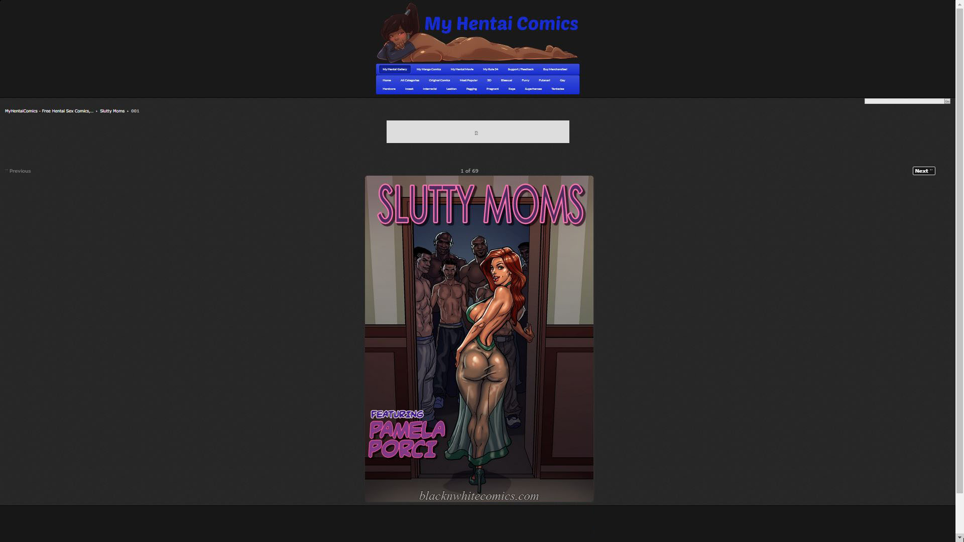 My Hentai Comics Slutty Moms