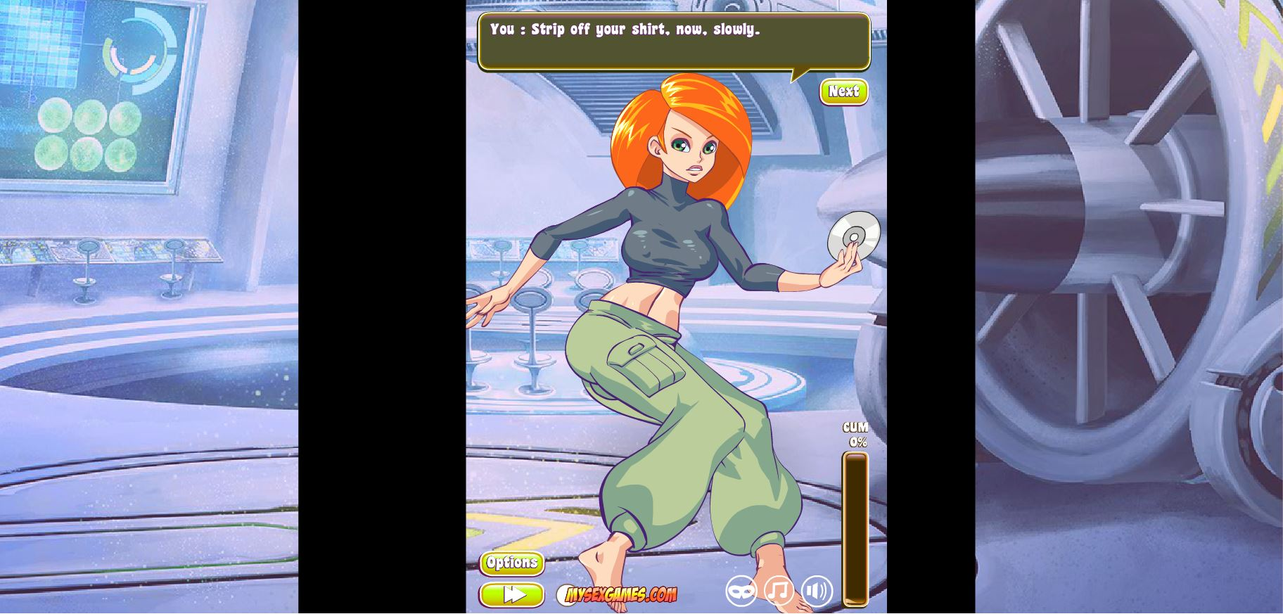 My Sex Games - Porn Bastards: Kim Possible 1