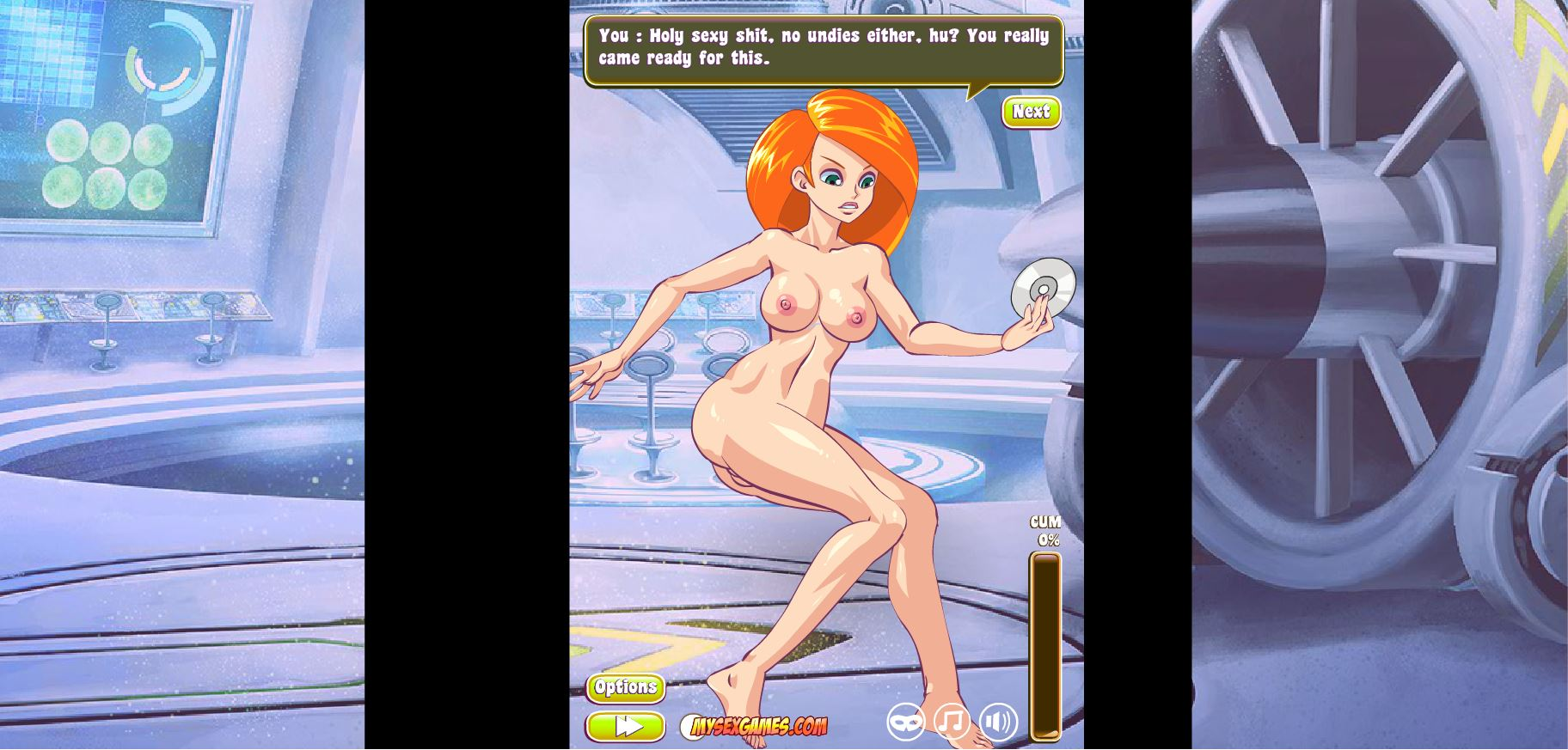 My Sex Games - Porn Bastards: Kim Possible 2