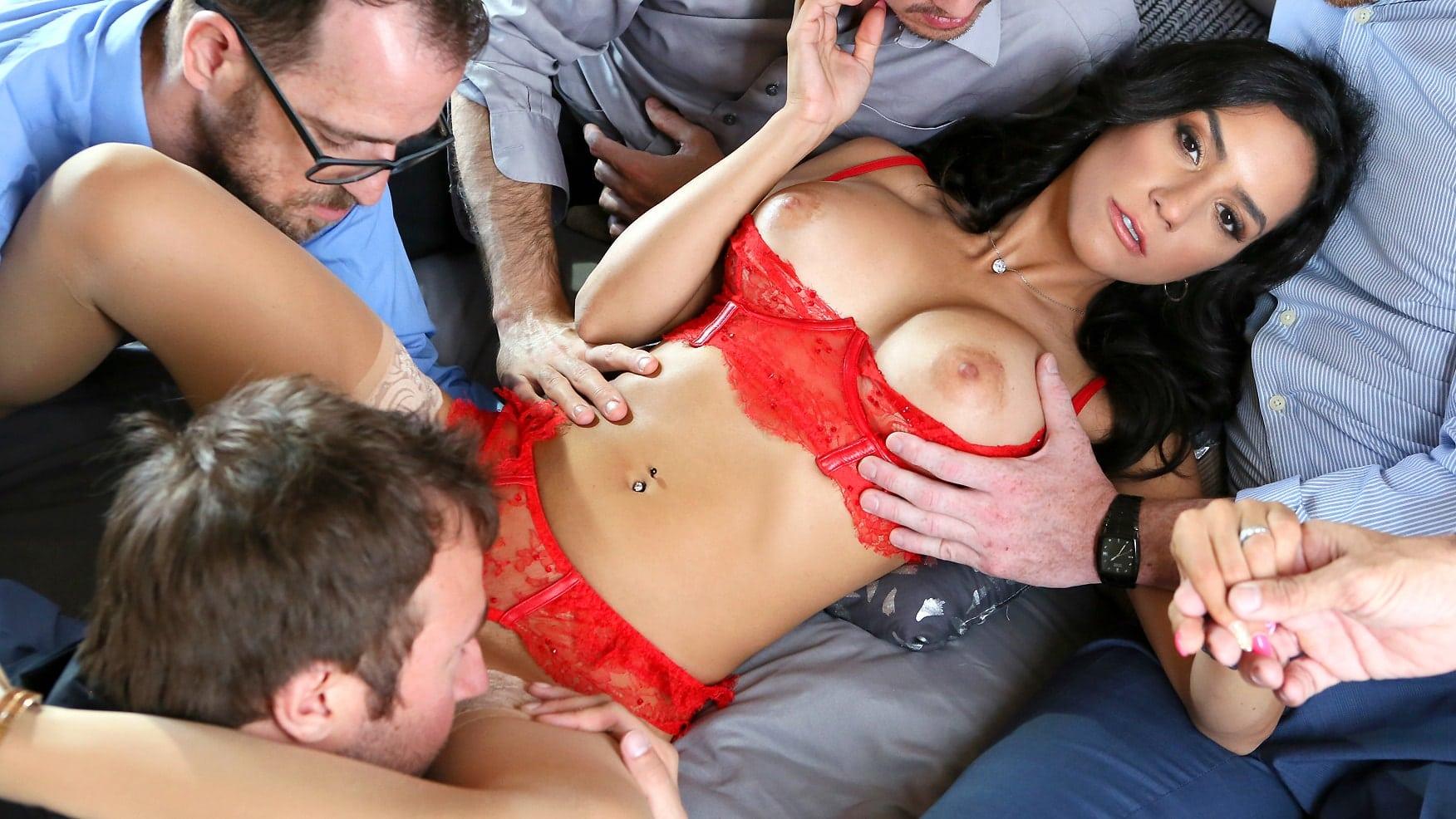 New Sensations Hot Porn Scene
