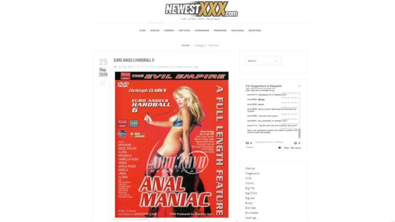 NewestXXX Movies