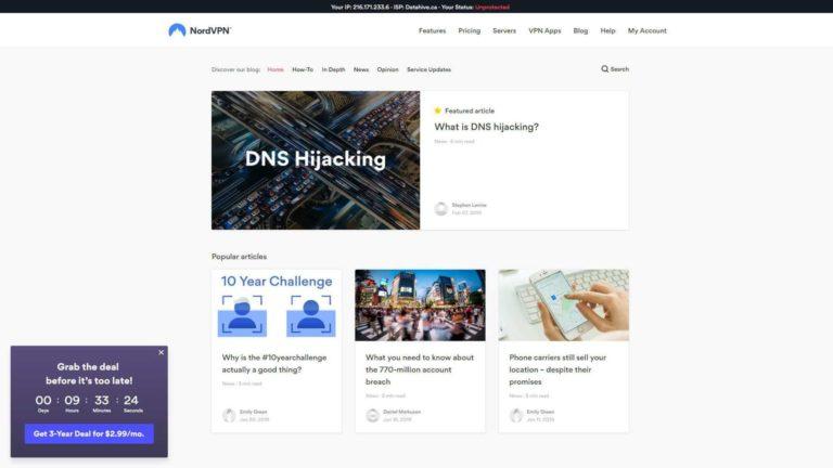 Nord VPN Blog