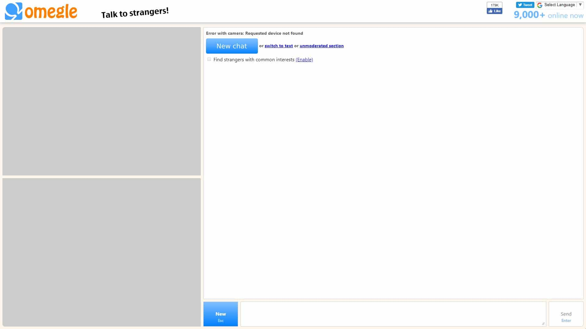 Omegle Video