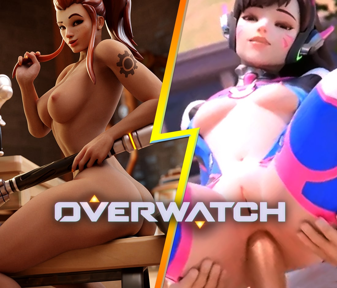 Free 18 And Abused Pirn overwatch porn game - play the parody overwatch sex games