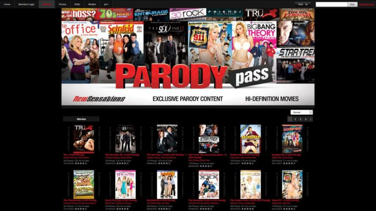 ParodyPass Movies