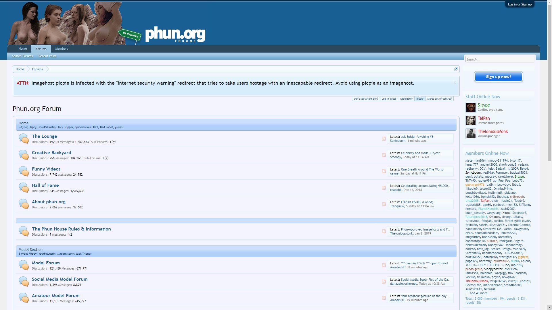 Phun Forum