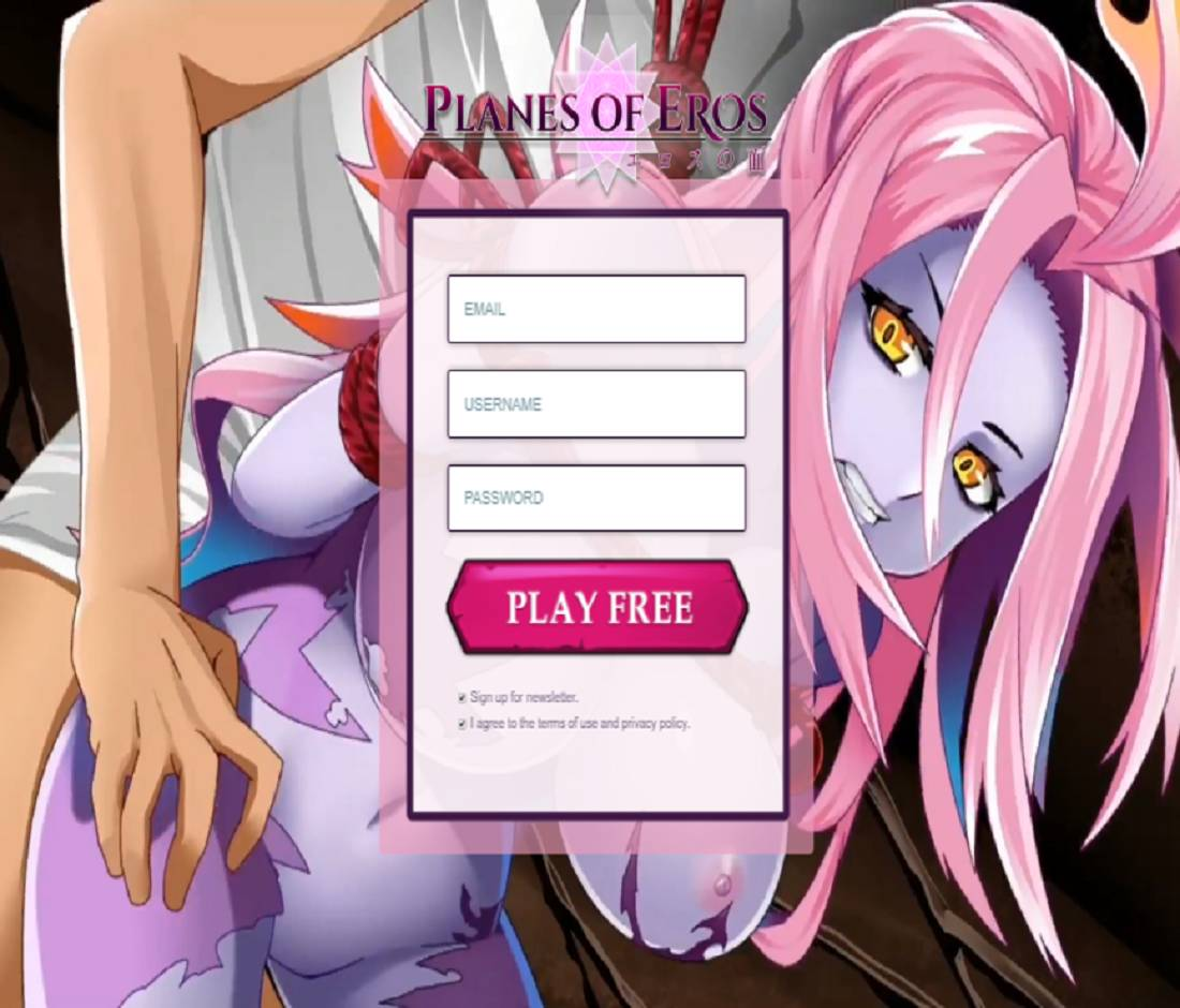 XXX Porn Games - Planes of Eros