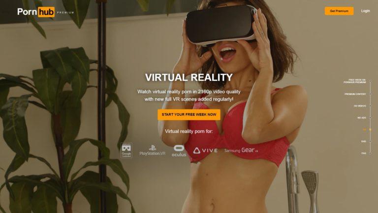 Porn Hub Arab VR