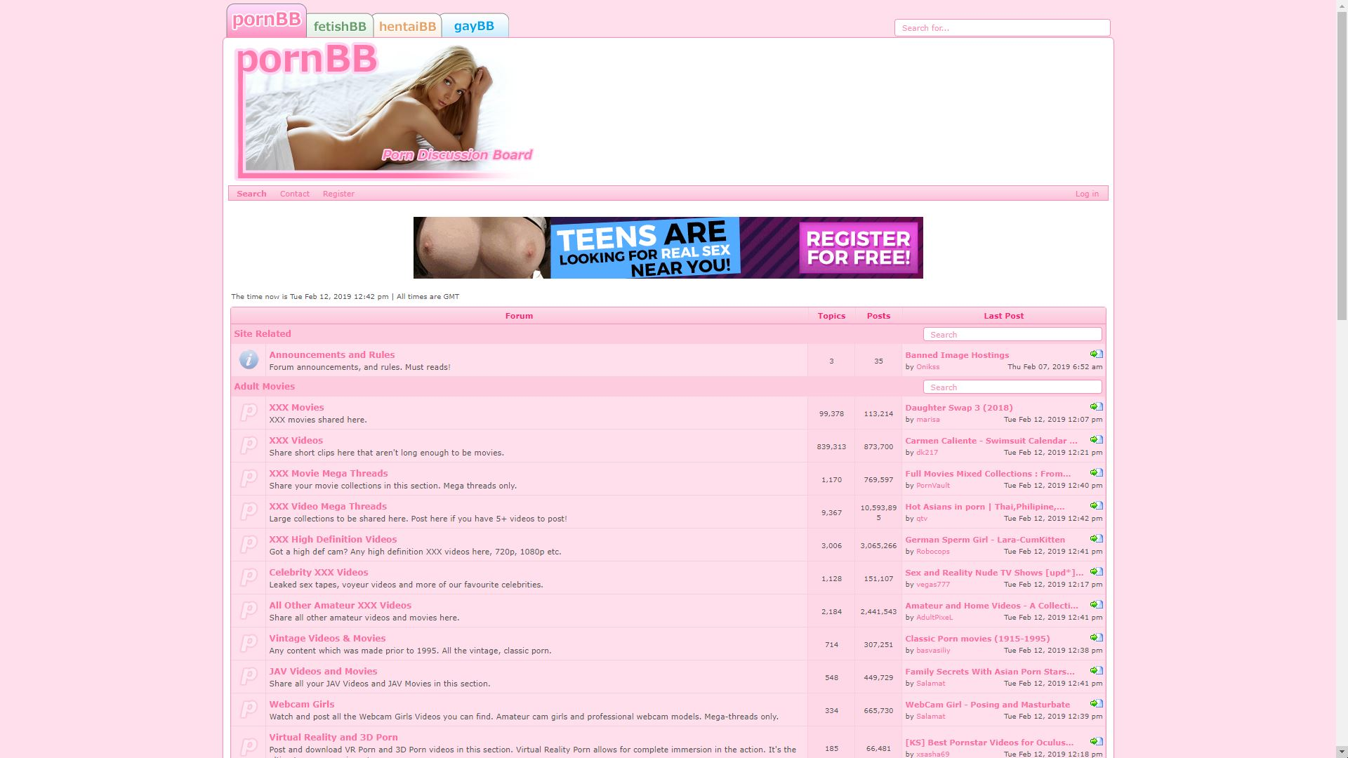 Porn BB PornBB