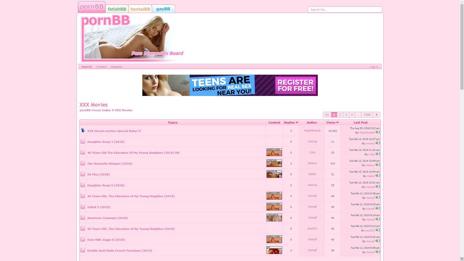 Porn BB XXX Movies
