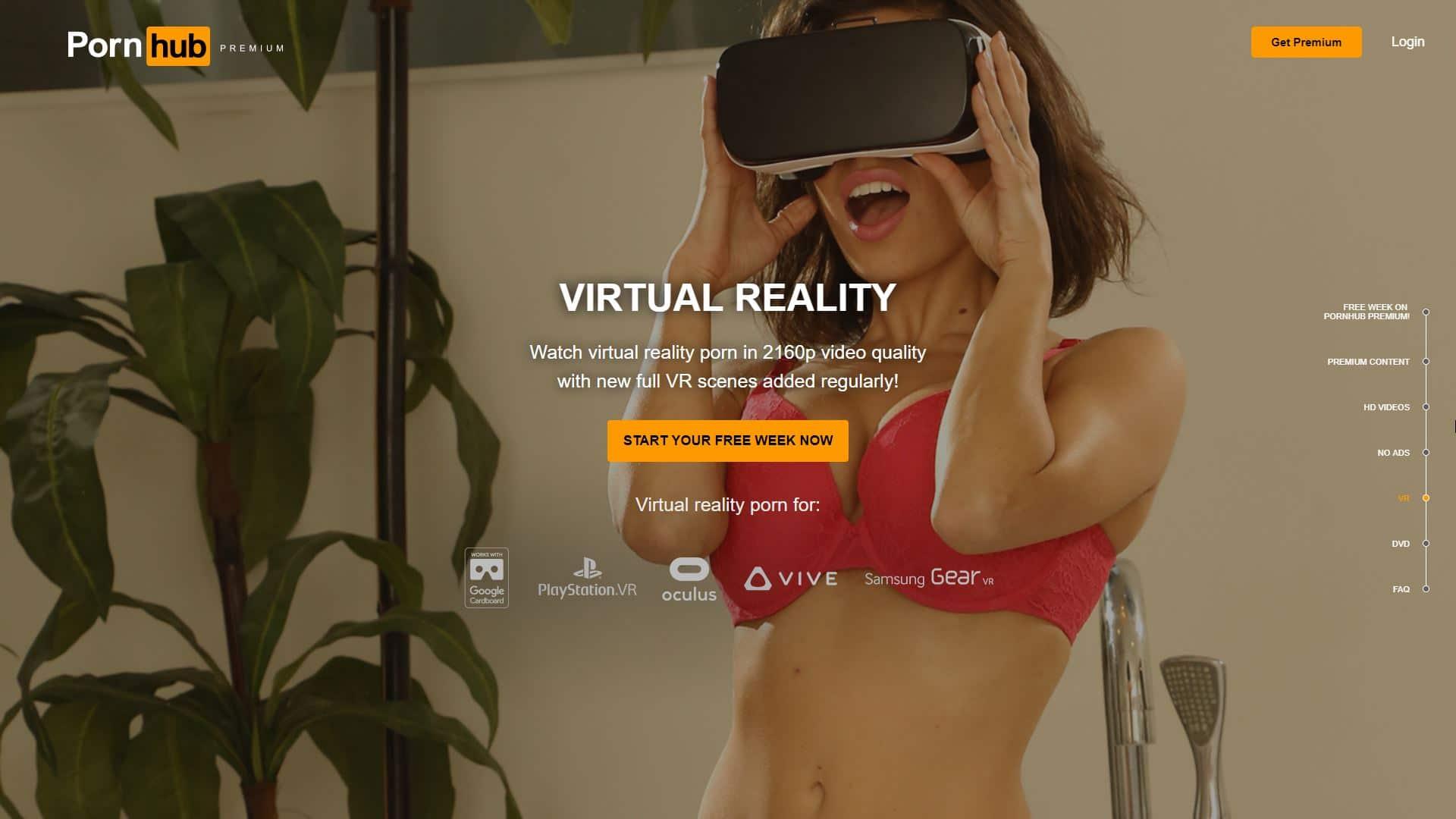 Porn Hub Indian VR