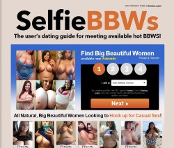Selfie BBWs