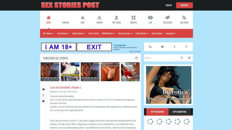 Sexstoriespost